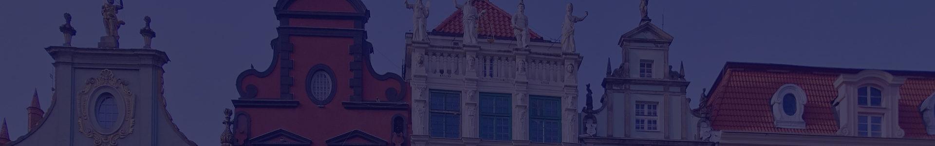 Szyld, kasetony, Reklama Gdańsk